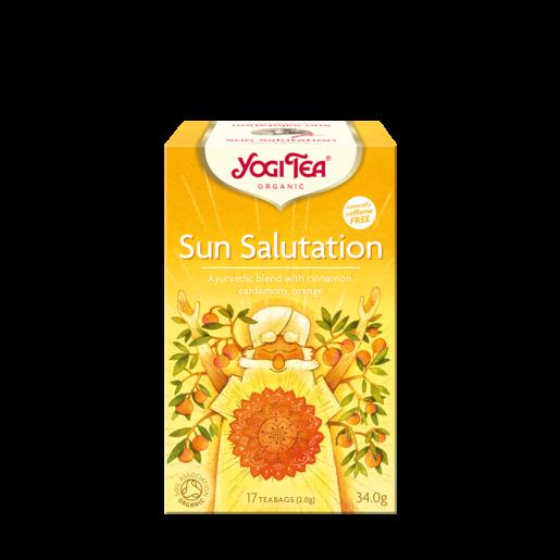 Yogi Tea Sun Salutation 17 saszetek