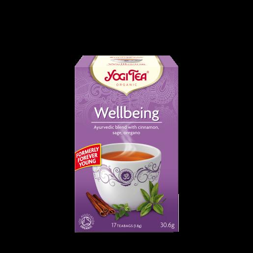 Yogi Tea - Wellbeing 17 saszetek