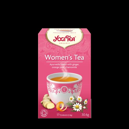 Yogi Tea Women's Tea 17 saszetek