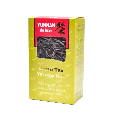 Yunnan Green Tea Yellow Bud 100g