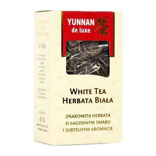 Yunnan White Tea 100 g herbata liściasta biała