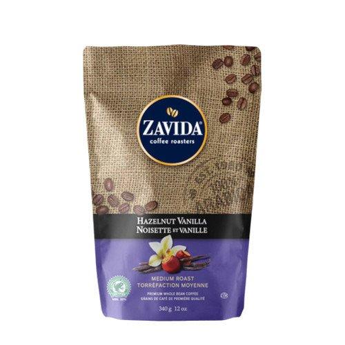 Zavida Hazelnut Vanilla 340 g - kawa ziarnista