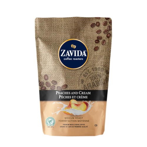 Zavida Peaches & Cream 907g kawa ziarnista