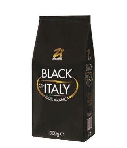 Zicaffe Black of Italy 1 kg kawa ziarnista