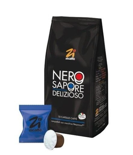 Zicaffe Nespresso Delizioso 10 sztuk