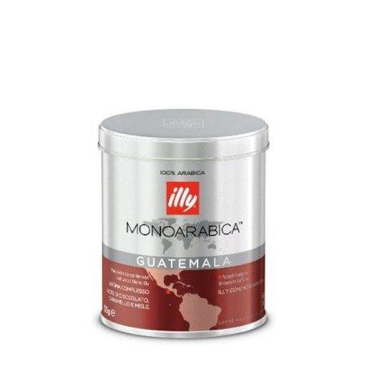 illy monoarabica Guatemala 125g kawa mielona